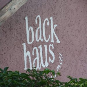 Heißes Backhaus